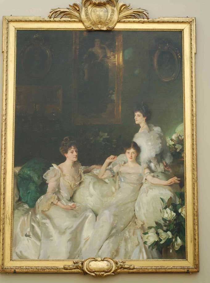 The Wyndham Sisters