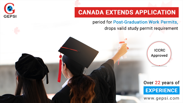 Canadian Government Extends The Application Period For Post