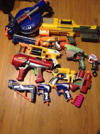 nerf guns - Google Search