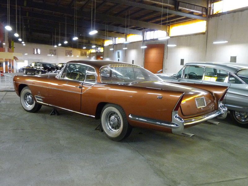 1956 Chrysler Windsor Newport  National Award Winner with a 331