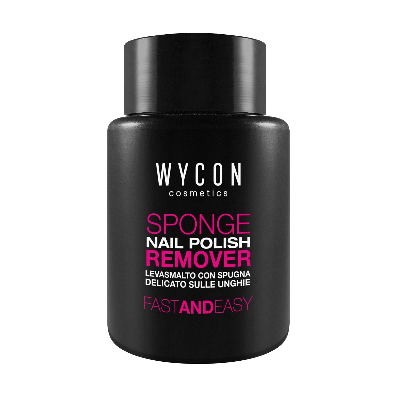 Nail Polish Remover Sponge Nail remover