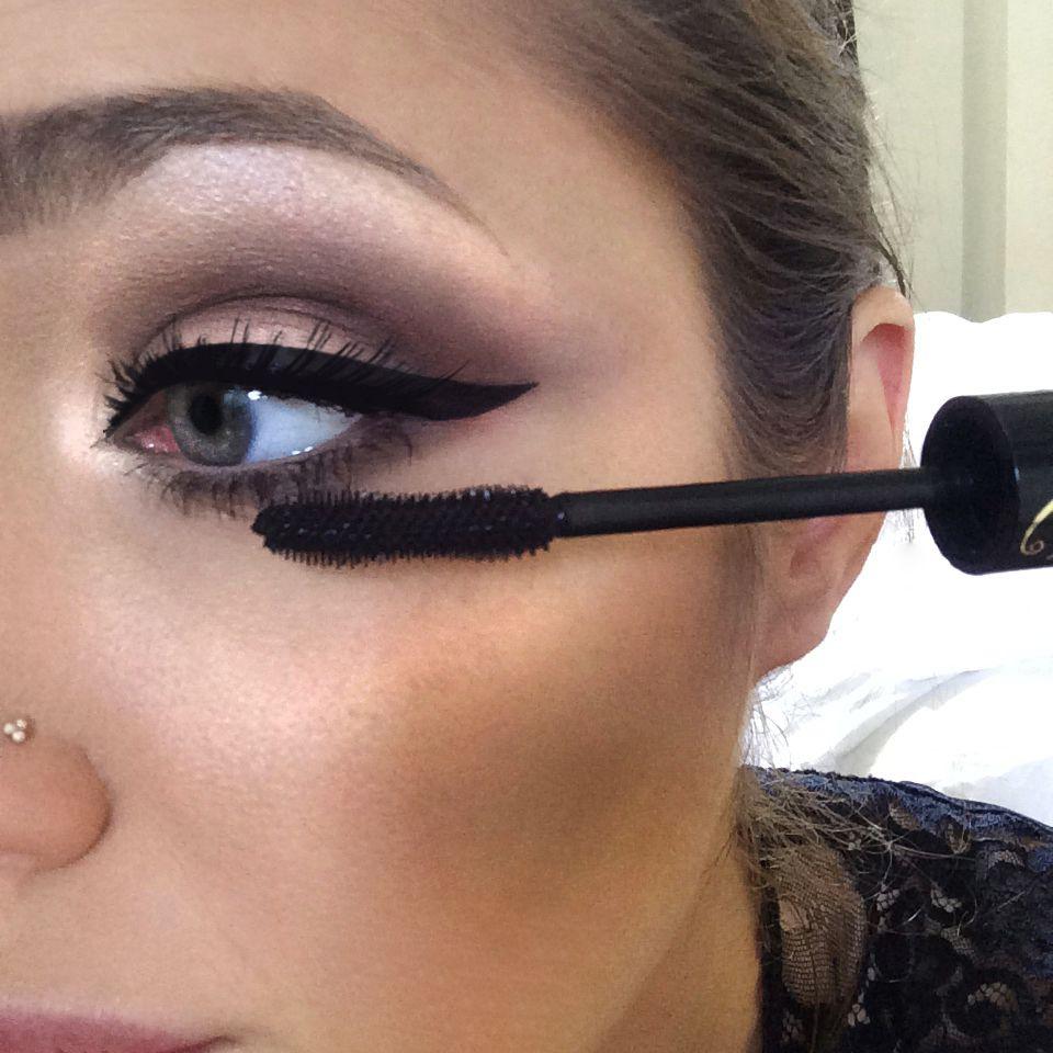 Look created by Samantha Hall using Eye Of Horus Cosmetics