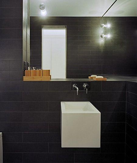 Schickes Penthouse mit minimalistischem Innendesign Innendesign