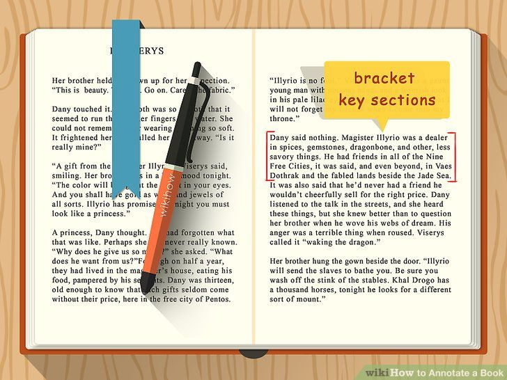 How To Annotate A Book Annotation Book Annotation Books