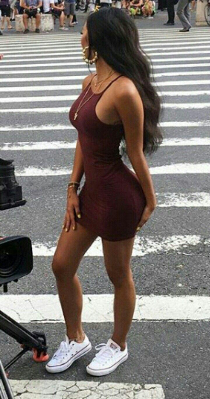 Slim Thick Girl