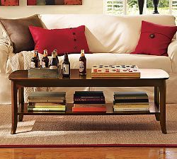 Black End Tables Black Living Room Furniture Chloe Pottery Barn - Pottery barn chloe end table