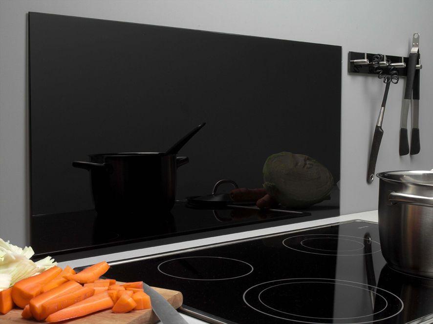 Details zu Spritzschutz aus Glas Glasrückwand Küche Herd Wand - spritzschutz küche glas