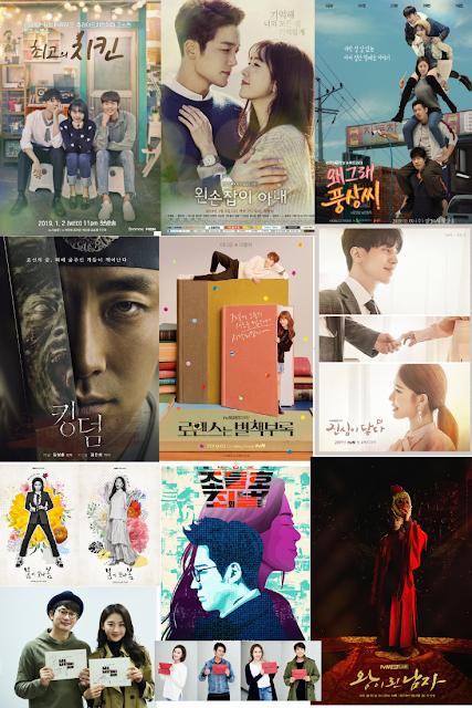 11 Drama Korea Terbaru Yang Akan Tayang Di Bulan Januari 2019