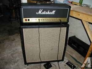 MARSHALL JCM 900 HEAD AND KUSTOM WITH SHEFFIELDS - $800 (Middletown)
