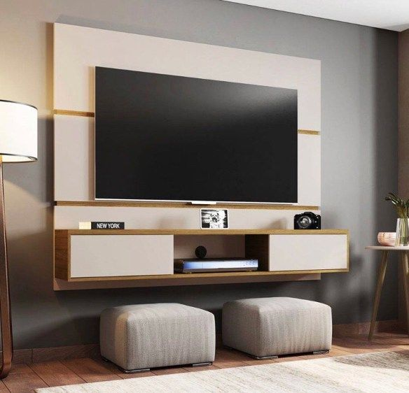 29 Inspiring TV Wall Panel Design Ideas You Must Have ...
