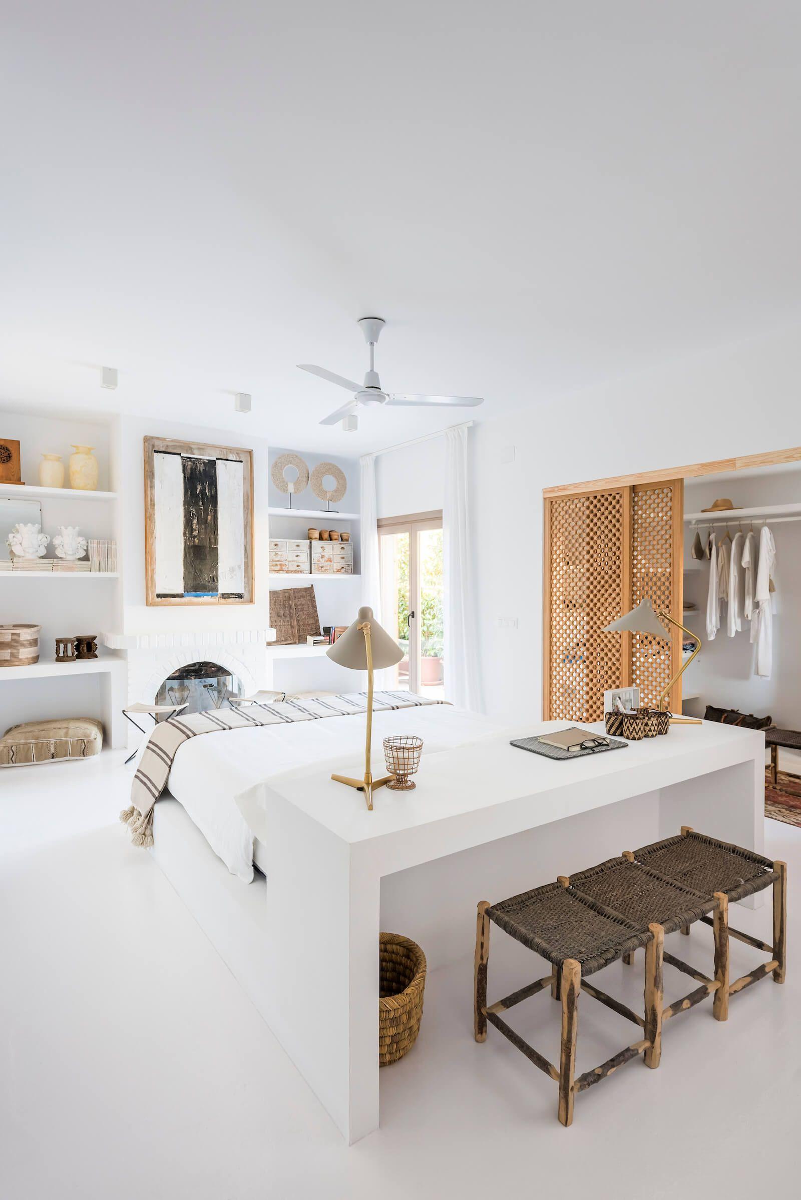 Un designer crée sa maison de rêve