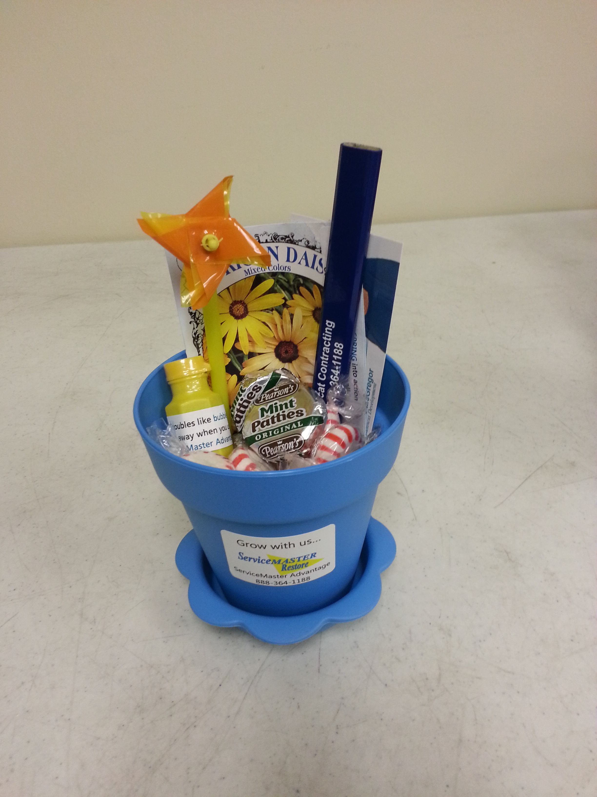 ServiceMaster Advantage Gift for Insurance Agents for May