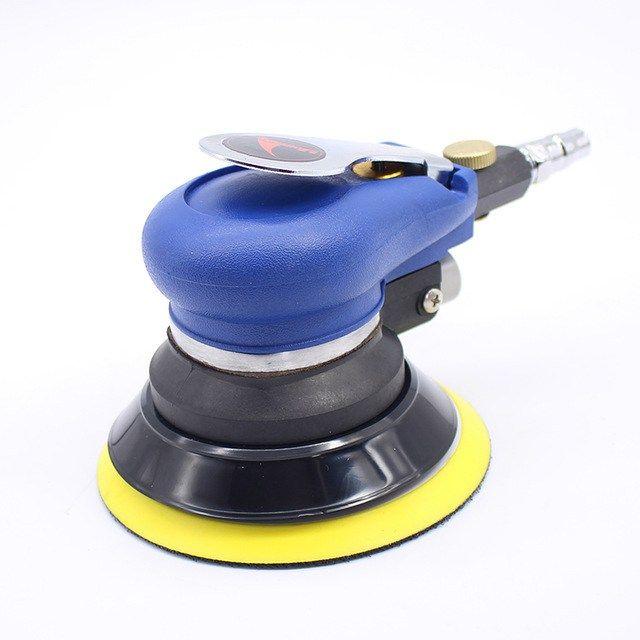 Metal Polishing Machine 5 Inch Pneumatic Sander 125mm Disc Pneumatic Sander