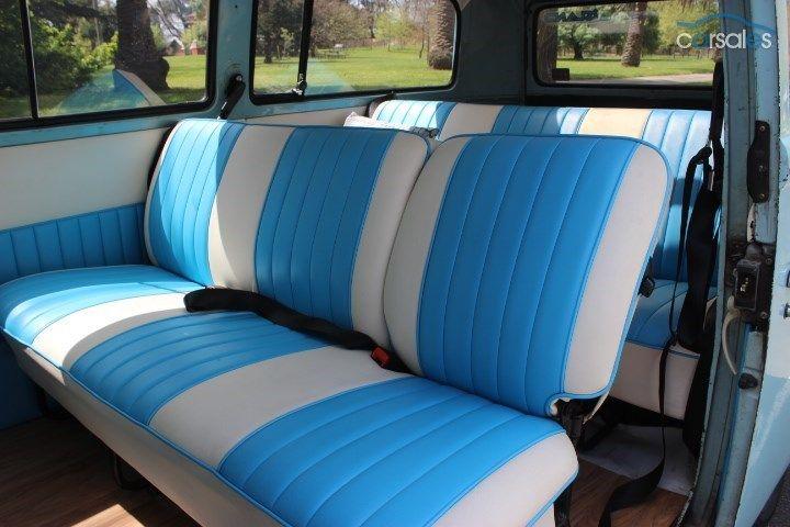 1976 Volkswagen Kombi Transporter Microbus