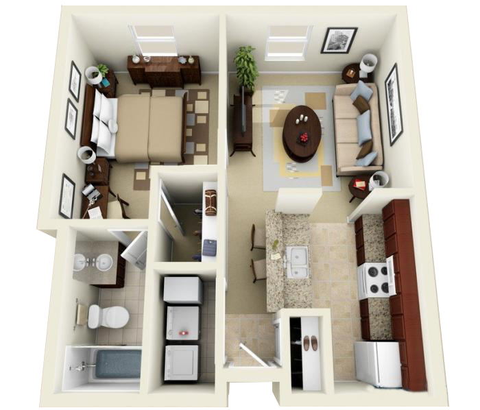 Prime Luxury 1 2 And 3 Bedroom Apartments In Indianapolis In Download Free Architecture Designs Sospemadebymaigaardcom
