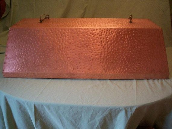 Superb Items Similar To Hand Hammered. Copper, Pool Table, Kitchen Island Light On  Etsy