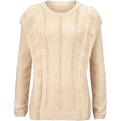 Photo of Pullover Sienna Creme-Weiß Sienna