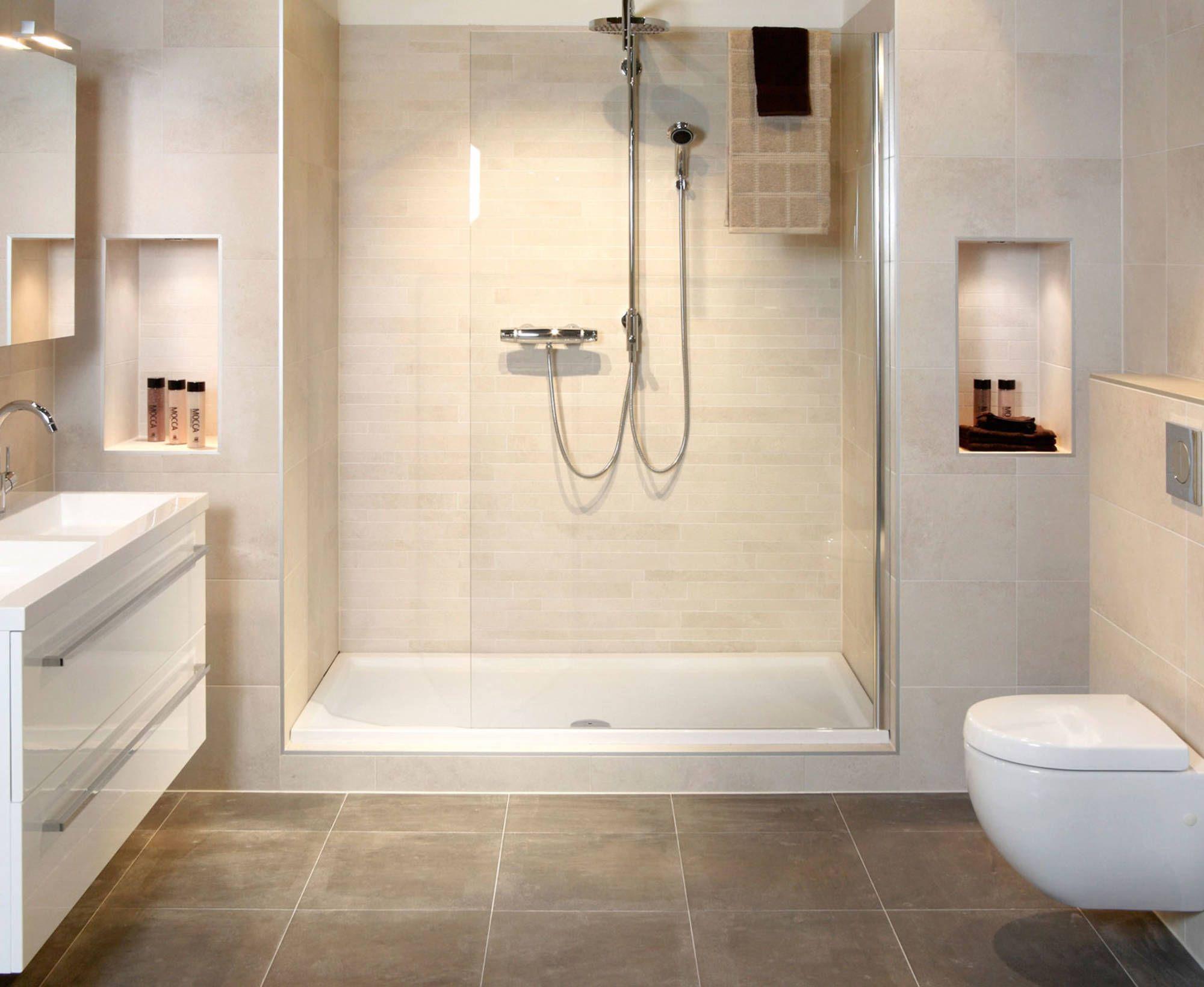 De Saqu Xarisa inloopdouche: de inloopdouche voor de badkamer van nu ...