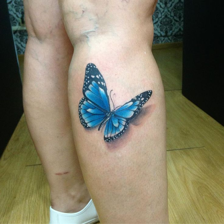 Photo of Can butterfly tattoo be made in every body of the body? – Page …