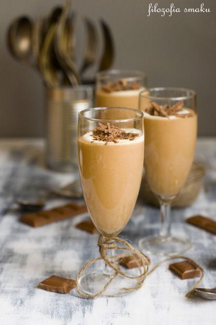 Mus z mlecznej czekolady   Filozofia smaku