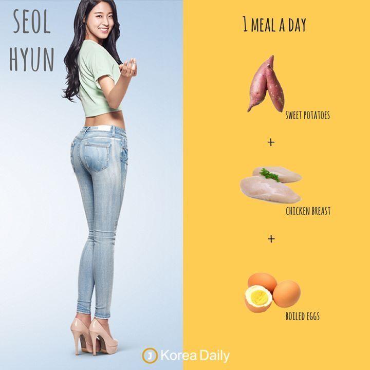 Korean Diet In 2020 Celebrity Diets Plan Iu Diet Kpop Diet