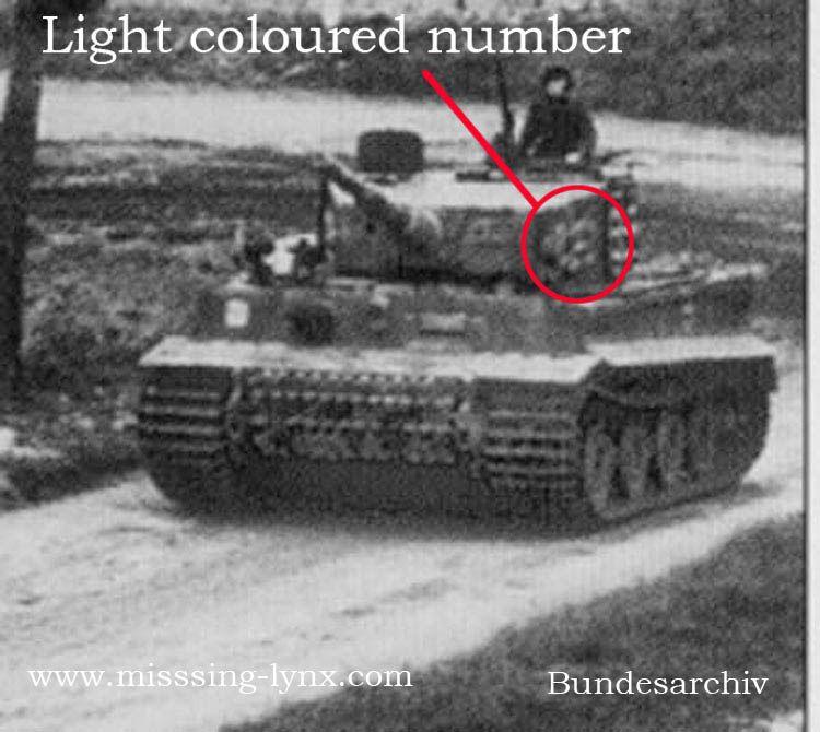 AFV - German Pz.kpfw VI TIGER I   Model tanks, Tiger i