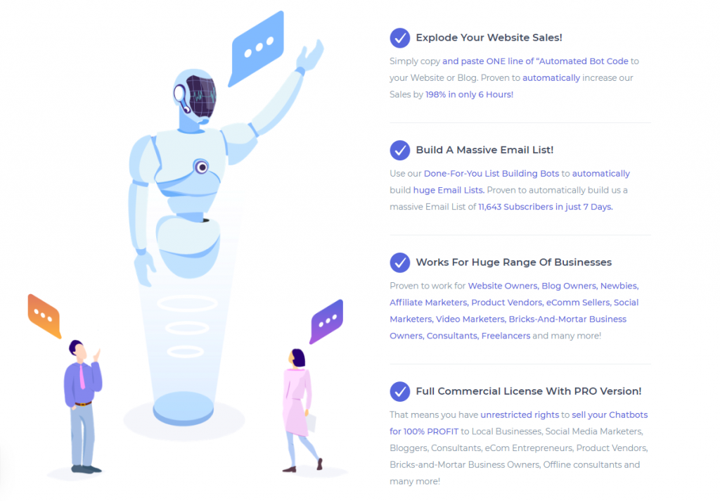 Lifetime Deal To Conversiobot Pro For 47 Lifetime Social Media Leadpages