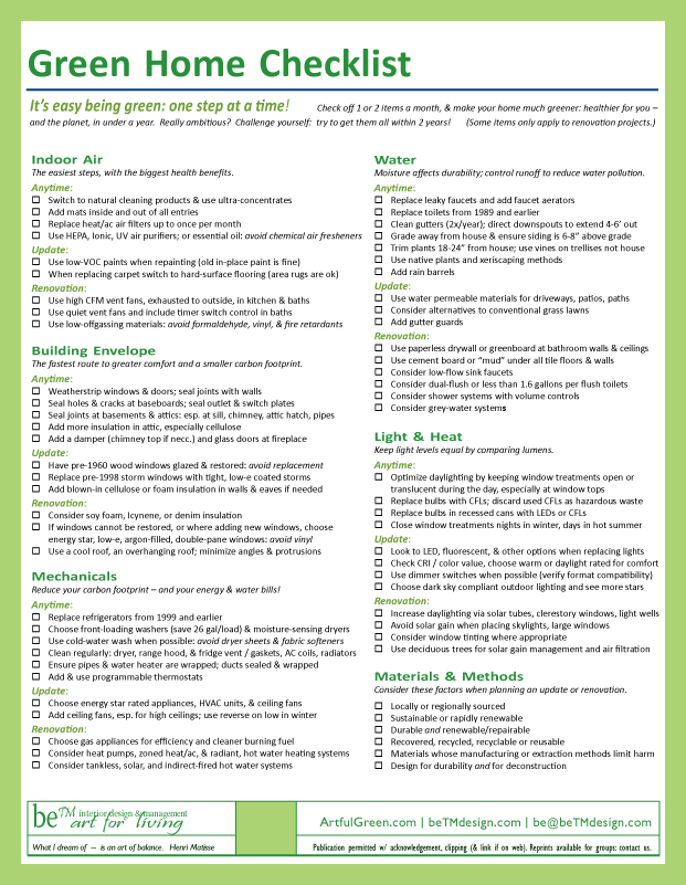 home design checklist green home checklist home sweet green for more ideas and inspiration for your custom home 9255