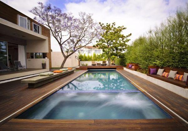 101 Bilder von Pool im Garten - bilder pool garden schwimmbecken - kosten pool im garten