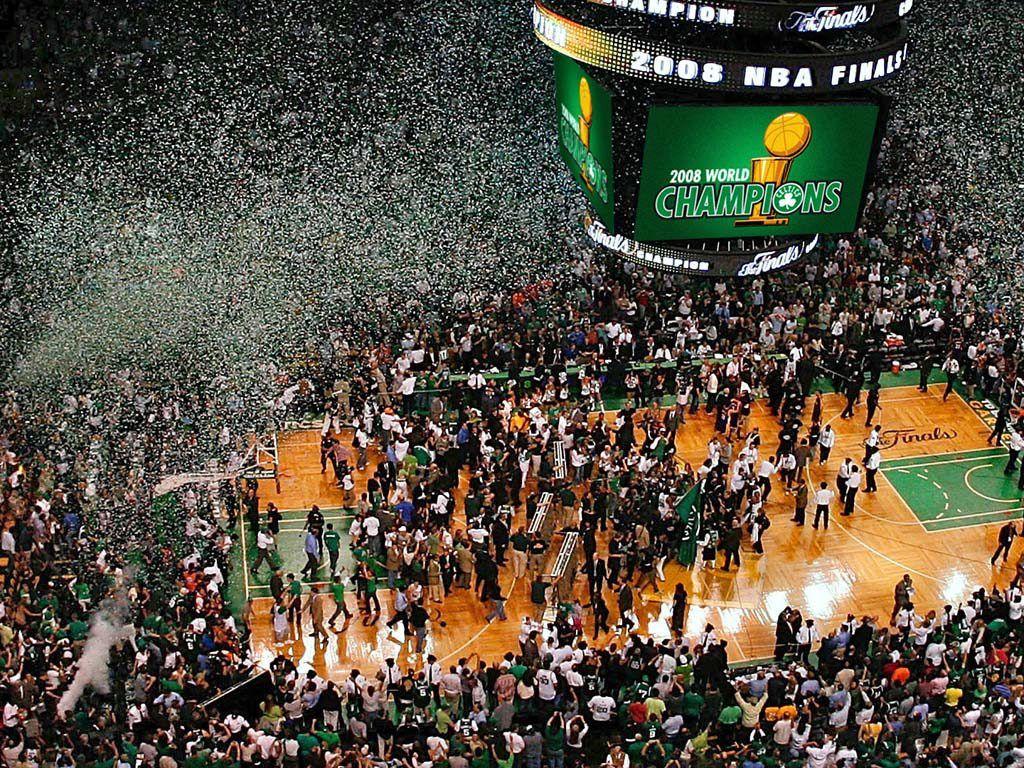 2008 Champs Boston Celtics Wallpaper Boston Wallpaper Team Wallpaper