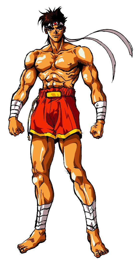 Joe Higashi 1563546 Zerochan King Of Fighters Street Fighter Characters Anime Guys