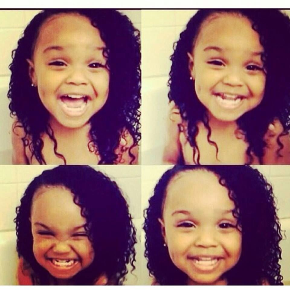 Teach your girls to love their curls natural haired kiddies uc