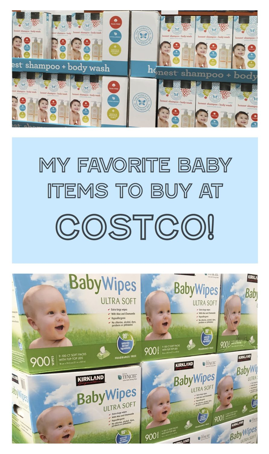My Favorite BABY Items to Buy at Costco! | Pinterest | Costco, Baby ...
