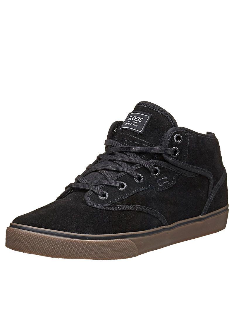 Krossovki Globe Motley Mid Black Tobacco Gum Fa14 Sneakers Saucony Sneaker High Top Sneakers