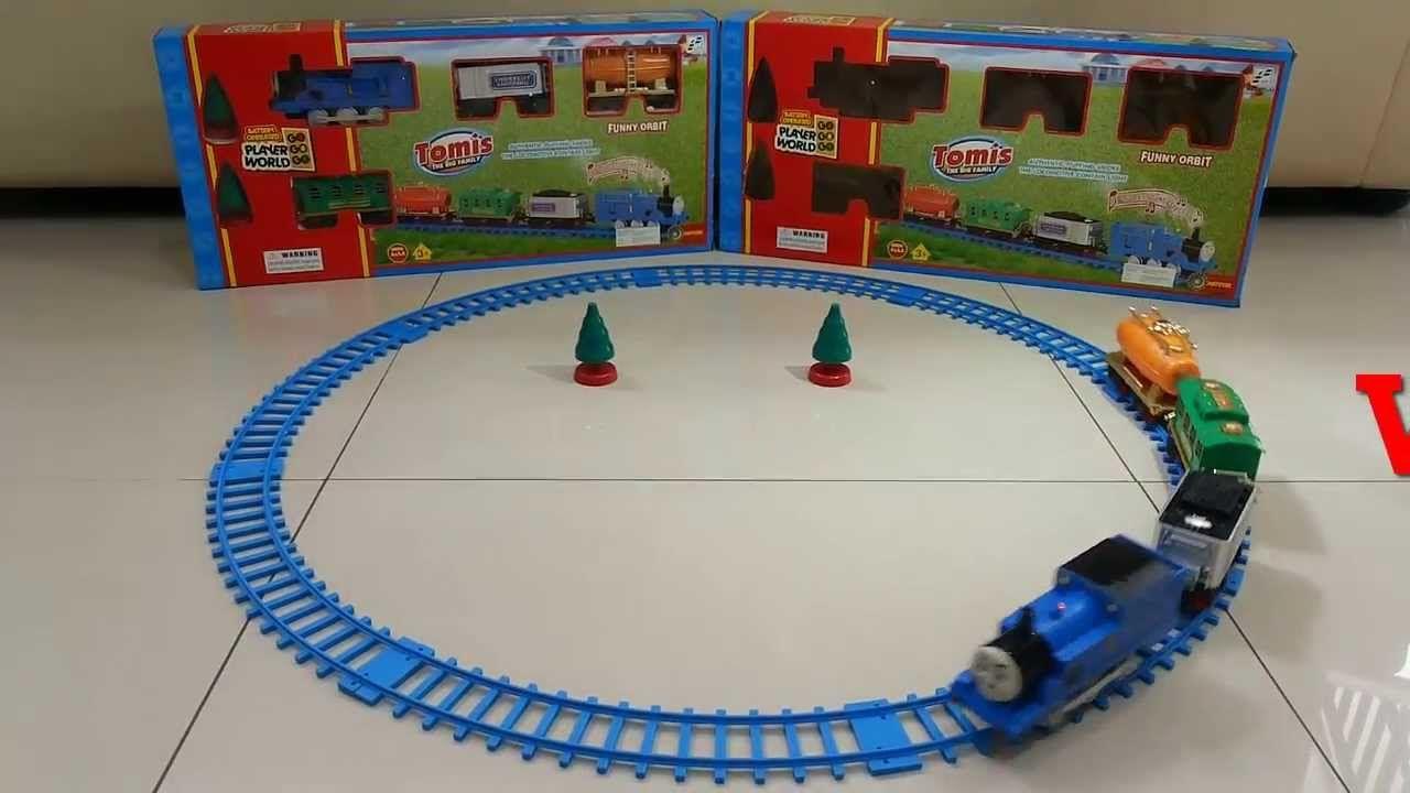 Mainan Kereta Api Berasap Terbaru Tomis The Big Family Tomi Big Family Toys For Boys