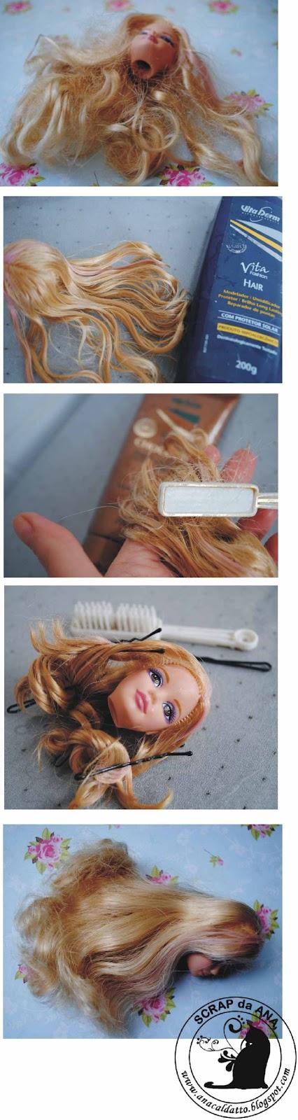 """How do you say """"family therapy time"""" in Spanish?  - Como Lavar e modelar o cabelo da Boneca Barbie"""