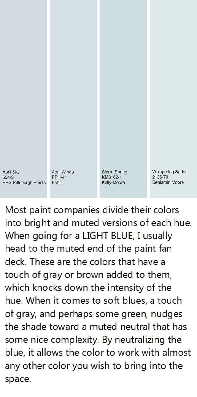 Coastal Decor Color Palette. Lovely muted sandy neutral ...  Muted Blue Grey Paint Color