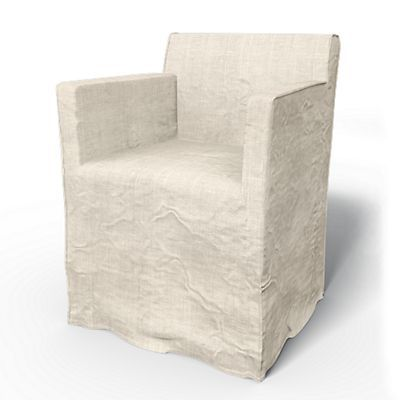 Nils Armchair Cover Loose Fit Urban Ikea Dining Chair