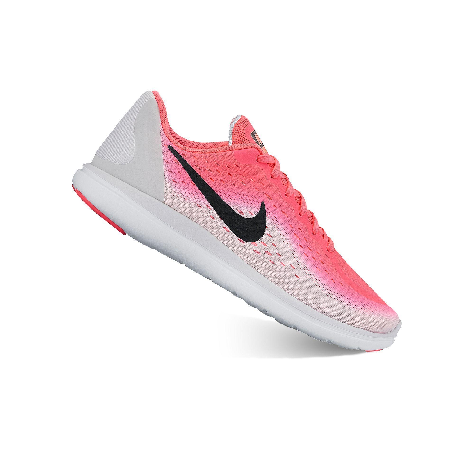 Girls sneakers, Nike flex run, Nike flex