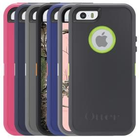 nice OtterBox Defender | OtterBox Defender Series Case for iPhone 5S Retail Packaging Black