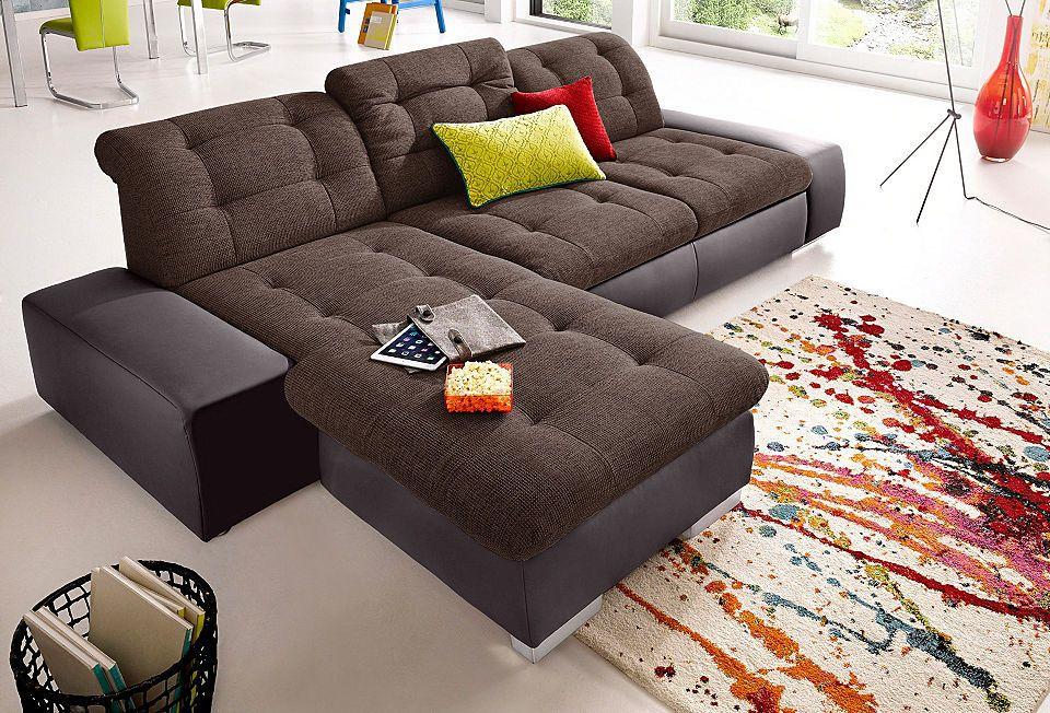 xxl sofas bilder bettfunktion design, sit&more polsterecke, wahlweise xl oder xxl und mit bettfunktion, Ideen entwickeln