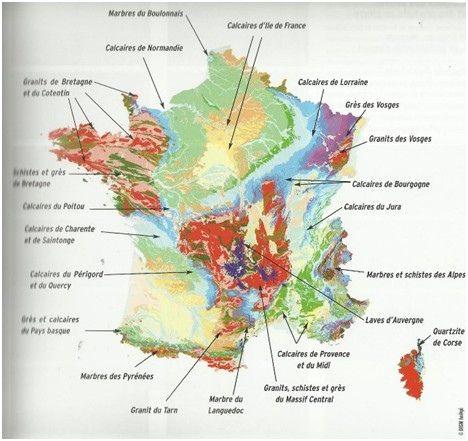 Carte Geologique Lorraine.Carte Geologique De La France C Brgm Lm Ge Carte De France