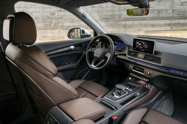 2018 Audi Q5 Is The Featured Model Interior Image Added In Car Pictures Category By Author On Mar 31 2017