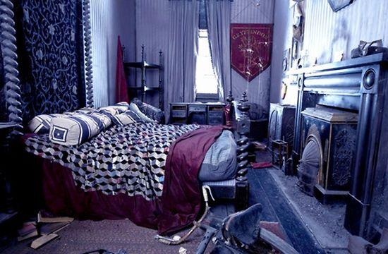 harry potter dortoir deco chambre enfant. Black Bedroom Furniture Sets. Home Design Ideas