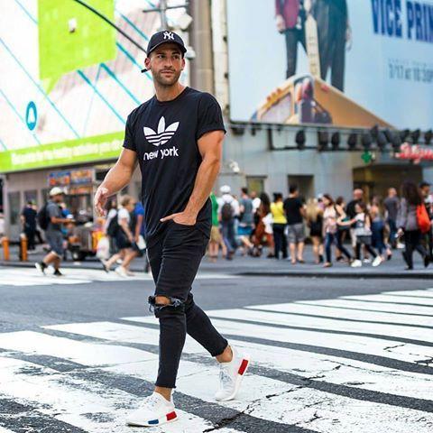 7e1f5212a Macho Moda - Blog de Moda Masculina: Looks Masculinos com Adidas NMD, pra  inspirar!