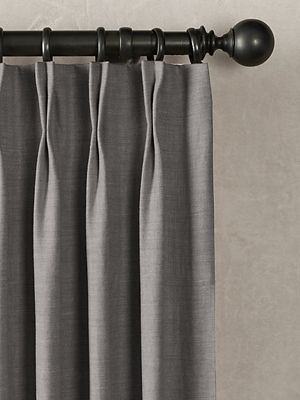 gordijnen retourplooi - curtains | Pinterest - Gordijnen en ...