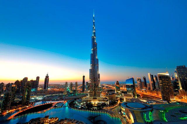 Luna de miere Dubai Tour