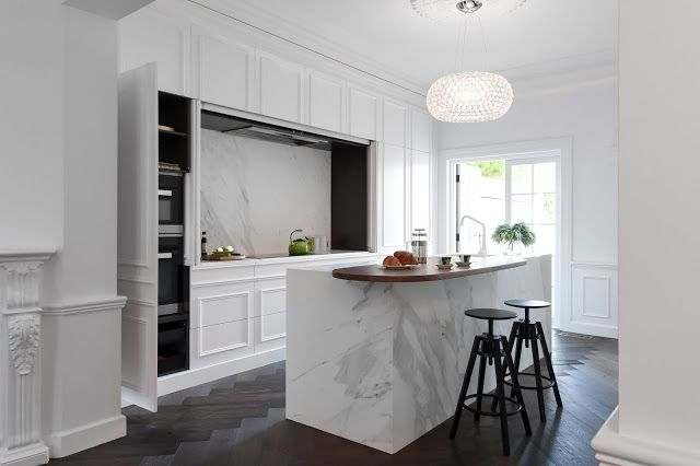 Hidden Kitchen Design Minosa Design The Hidden Kitchen  Sydney's Eastern Suburbs