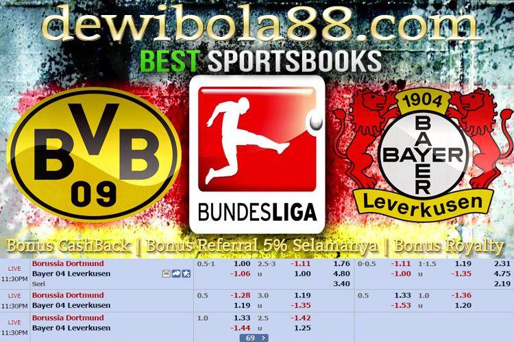 Dewibola88.com | DORTMUND vs LEVERKUSEN | GERMANY