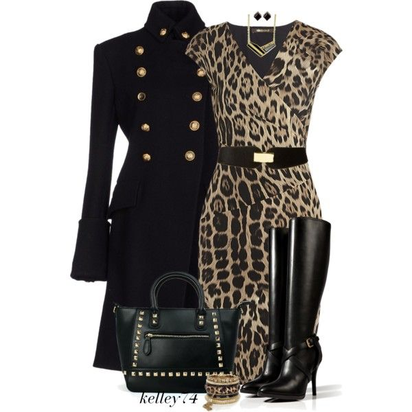 """Animal Print for Fall"""